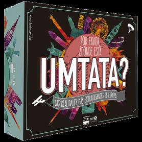Por favor ¿Dónde está Umtata?