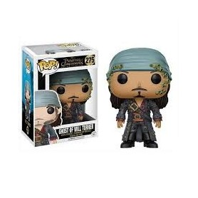 Piratas del Caribe La Venganza de Salazar POP! Movies Vinyl Figura Ghost of Will Turner 275