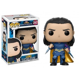 Thor Ragnarok POP! Movies Vinyl Figura Loki 9 cm