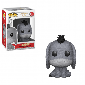 Christopher Robin Figura POP! Disney Vinyl Eeyore 437