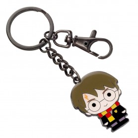 Harry Potter Llavero Cutie Collection Harry Potter (plateado)