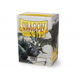 FUNDAS STANDARD DRAGON SHIELD COLOR MIST MATTE - PAQUETE DE 100