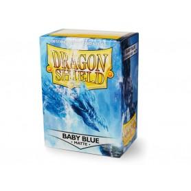 Fundas Standard Dragon Shield BABY BLUE MATTE (100ud)