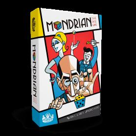MONDRIAN. Un juego de dados vanguardista