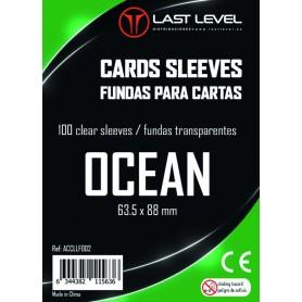 Fundas OCEAN Last Level (63.5x88) 100ud