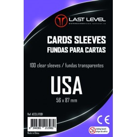 Fundas USA (56x87) Last Level  100UD