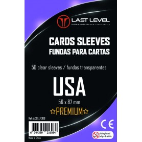 Fundas USA PREMIUM (56x87) Last Level  50ud