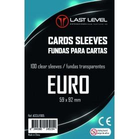 Fundas EURO Last Level (59x92) 100ud