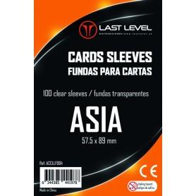 Fundas ASIA  Last Level (57,5x89) 100ud