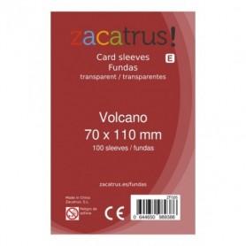 Fundas Zacatrus Volcano (70 mm x 110 mm) (100 uds)