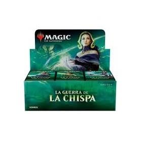 Caja La Guerra de la Chispa + Promo Buy A Box