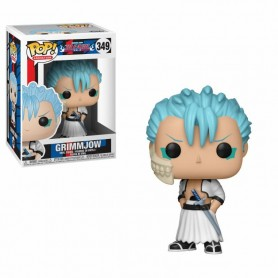 Bleach POP! Animation Vinyl Figura Grimmjow 349