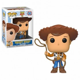 Toy Story 4 POP! Disney Vinyl Figura Woody 522