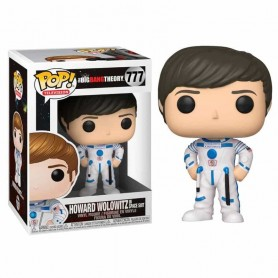 The Big Bang Theory POP! TV Vinyl Figura Howard 777