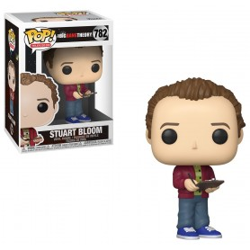The Big Bang Theory POP! TV Vinyl Figura Stuart 782