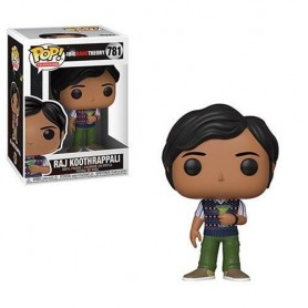 The Big Bang Theory POP! TV Vinyl Figura Raj 781