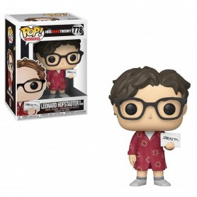 The Big Bang Theory POP! TV Vinyl Figura Leonard 778