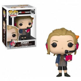 The Big Bang Theory POP! TV Vinyl Figura Penny 780