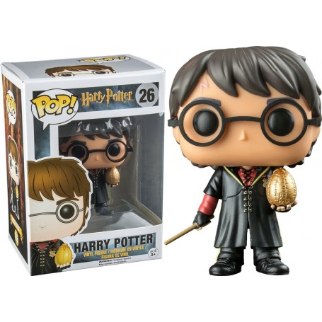Harry Potter (Triwizard with Egg) 9 cm