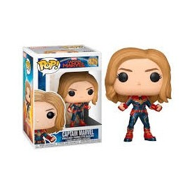 Capitana Marvel POP! Marvel Vinyl  425