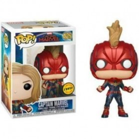 Capitana Marvel POP! Marvel Vinyl  425 Chase