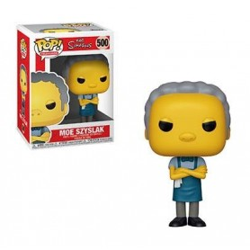Los Simpson Figura POP! TV Vinyl Moe 500