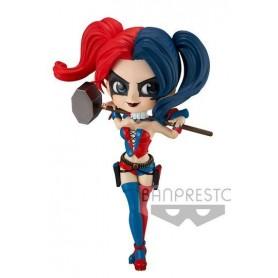 DC Comics Minifigura Q Posket Harley Quinn B Special Color Version 14 cm