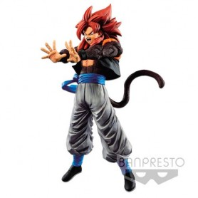 Figura Super Saiyan 4 Gogeta Dragon Ball Z 20cm