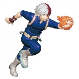 Figura My Hero Academia Enter The Hero Shoto Todoroki
