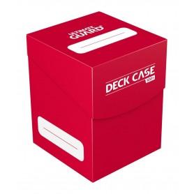 Ultimate Guard Deck Case 100+ Caja de Cartas Tamaño Estándar Rojo