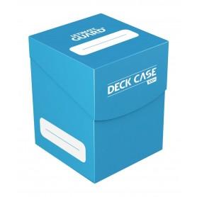 Ultimate Guard Deck Case 100+ Caja de Cartas Tamaño Estándar Azul Celeste