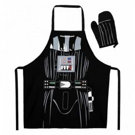 Delantal con guantes Darth Vader Star Wars