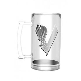 Vikings Jarra de cerveza Logo