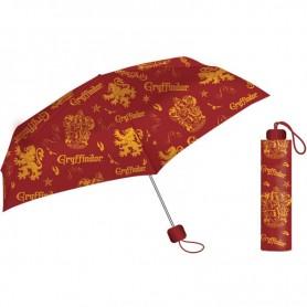 Harry Potter Paraguas Folded Gryffindor