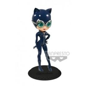 DC Comics Minifigura Q Posket Catwoman B Special Color Version 14 cm
