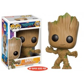 Marvel Vinyl Super Sized Figura Young Groot 25 cm 202