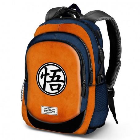 Mochila Dragon Ball Symbol 44cm