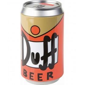 Los Simpson hucha Duff Beer 20 cms