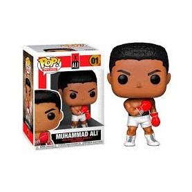 Muhammad Ali POP! Sports Vinyl Figura Muhammad Ali 9 cm