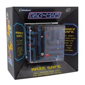 Pac-Man Hucha / Juego Maze con Figura