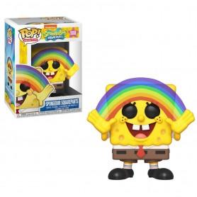 Bob Esponja POP! Vinyl Figura SpongeBob Rainbow