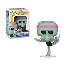 Bob Esponja POP! Vinyl Figura Squidward Ballerina