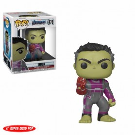 Avengers: Endgame Oversized POP! Movies Vinyl Figura Hulk