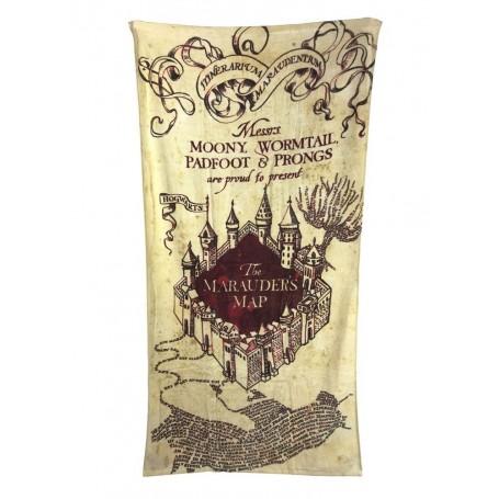 Harry Potter Toalla Marauder's Map 150 x 75 cm
