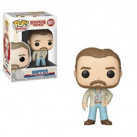 Stranger Things POP! TV Vinyl Figura Hopper (Date Night) 801