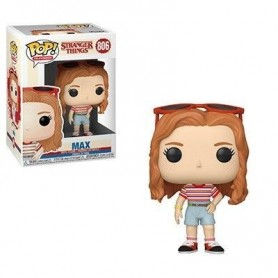 Stranger Things POP! TV Vinyl Figura Max (Mall Outfit) 806