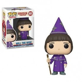 Stranger Things POP! TV Vinyl Figura Will (the Wise) 805