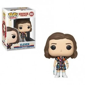 Stranger Things POP! TV Vinyl Figura Eleven (Mall Outfit) 802