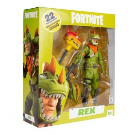 Fortnite Figura Rex 18 cm