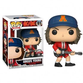 Figura POP ACDC Angus Young Exclusive